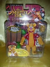 "The Muppet Show ""Vacation"" Fozzie Red shirt Figure Palisades Sealed"