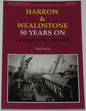 HARROW WEALDSTONE DISASTER Railway Crash History NEW Steam Rail Collision 1952
