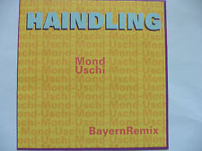 Haindling   Mond / Uschi / Bayern   Promo Maxi - CD   3 Tracks   2009 ultra rar!