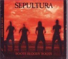 Sepultura Roots bloody roots (1996, #6123205, digi) [Maxi-CD]