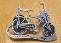 Schwinn Krate Lapel Pin Vintage Exclusive For Dealers and Salesmen USA