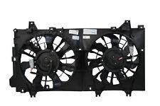 Radiator And Condenser Fan For Mazda 3  MA3115161