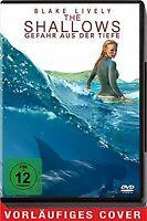 The Shallows - Gefahr aus der Tiefe | DVD | Zustand sehr gut