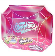 Mystery Edition 2 SHOPKINS Limited TARGET Exclusive NEW Sealed 24 Shopkins RARE