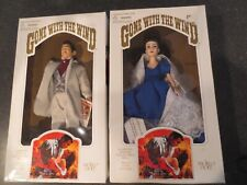Gone With The Wind Scarlett & Rhett New with Papers Vintage World Dolls