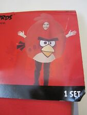Red Bird Angry Bird Costume Child Size - One Size Fits Most - NWT