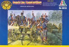 Italeri 1/72 Napoleonic French Line / Guard Artillery # 6018