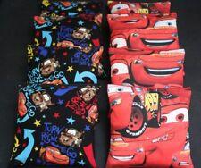 8 Aca Regulation Corn Hole Game Bags w Disney Cars Rusty Mater Fabric