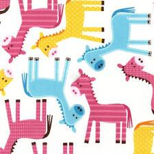 Urban Zoologie Spring Donkeys by Ann Kelle for Robert Kaufman, 1/2 yard fabric