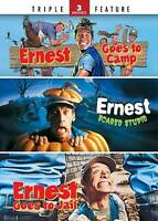 Ernest Goes to Camp / Ernest Scared Stupid / Ernest Goes to Jail [Triple Feature
