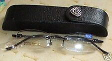 DG READING GLASSES WOMEN LADIES  MEN  +1.00
