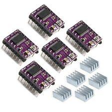 5pcs Geeetech Stepper Driver DRV8825 kit with heatsink Prusa Mendel 3D Printer