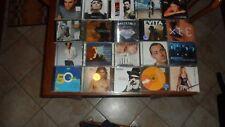 STOCK DI 15 CD + 4 CD SINGOLI CARBONI ZUCCHERO EROS MARTIN GIORGIA LENNY Ecc....