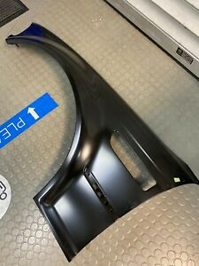 GENUINE BMW M3 COUPE E46 FRONT LEFT FENDER WING SIDE PANEL 41357894337