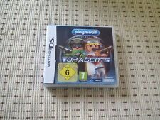 Playmobil Top Agents für Nintendo DS, DS Lite, DSi XL, 3DS
