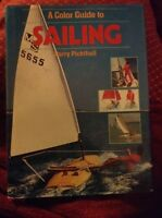 A Color Guide To Selling Barry Pickthall  1980 Hard Cover