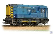 32-115B Bachmann OO Gauge Class 08 08818 BR Blue Wasp Stripes Weathered