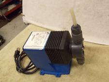 Garratt LBC3SA-WTC1-GCC Pulsatron Chemical Metering Diaphragm Pump 115 v 10 GPD