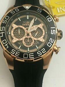 INVICTA Speedway Chronograph Black Dial Men's Watch 26309