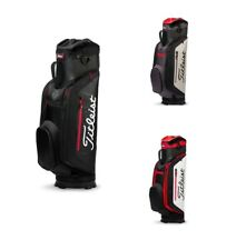 Titleist Club 7 Cart Bag *NEW* - Choose your color