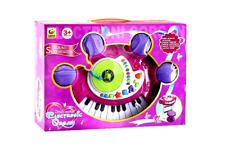 KIDS TOY ELECTRONIC MUSIC MIXER DJ DANCE PLAY MAT DRUM KIT TUNE PIANO 5 St.