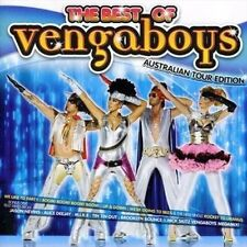 VENGABOYS The Best Of Australian Tour Edition 2CD BRAND NEW