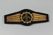 Post WW2 West German Bundeswehr Luftwaffe 1 Bronze BULLION Logistics Wings F122