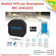 Interruttore Wifi per regolazione luci tramite smartphone REC ANKUOO 4800009