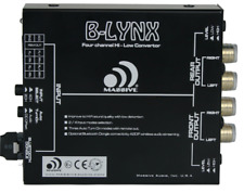 MASSIVE AUDIO BLYNX 4CH HI LO LINE OUT CONVERTER W/ OPTION FOR BLUETOOTH