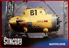 "STINGRAY - ""The Golden Sea"" - BATHYSCAPHE - Card #08 - Unstoppable 2017"