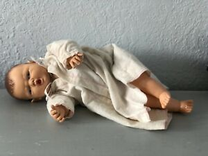 Vintage Ideal Toy Baby Doll Snoozie Crying Face Doll