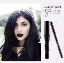 Kylie Jenner Lip Kit DEAD OF KNIGHT Matte Set BLACK Lipstick