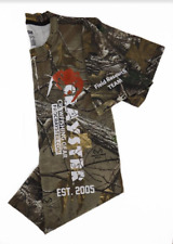 Crayster RealTree Camo Field Research T-shirt Crawfishing Gear
