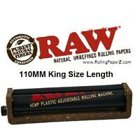 RAW®Hemp Ecoplastic Roller 110mm Adjustable Rolling Machine for King Size Papers