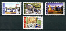 Norfolk Island 2010 MNH History of Whaling 4v Set Beaches Ships Boats Stamps