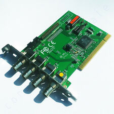 A101602-A5 Pci 4-channel video card for Pc security server (Licenced)