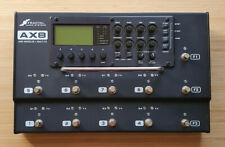 Fractal Audio AX8 amp modeller and sounds effects processor