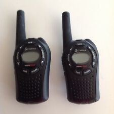cobra micro talk hand held radio