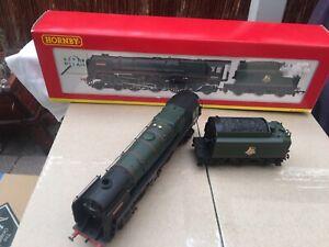 Hornby Britannia Locomotive Boxed