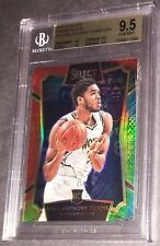 2015-16 Panini Select KARL-ANTHONY TOWNS /25 Tie-Dye Prizm RC BGS 9.5 Gem Mint!