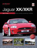 Jaguar Xk Book Xk8 Xkr You Your Thorley Buying Modifying Buyer Guide Manual