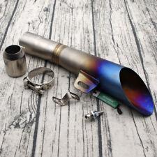 Universal Motorcycle Exhaust Muffler Pipe Slip On DB Killer Silencer 35-51mm