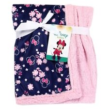 Minnie Mouse Super Soft Baby Blanket New