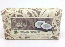 Desert Essence CREAMY COCONUT Soap Bar 5 oz