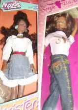 BARBIE MISS SERGIO VALENTE KRISTEN MAXIE DOLL LOT