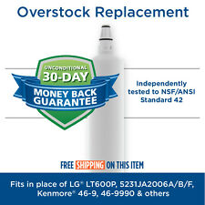 LG 5231JA2006A LT600P 5231JA2006B Comparable Refrigerator Water Filter