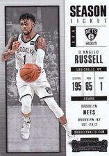 D'Angelo Russell 2017-18 Panini Contenders Basketball Trading Card, #29