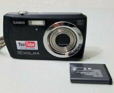 Casio EXILIM EX-Z16 12.1MP Digital Camera - Black *GOOD/TESTED*