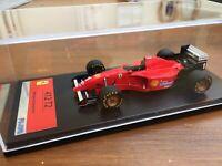 TRUE SCALE MINIATURES 11FJ011C FERRARI 412 T2 F1 Test car M Schumacher 1995 1:43