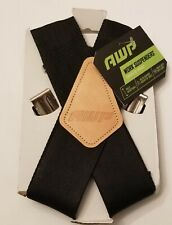 Work Suspenders for Tool Belts / Aprons : AWP OEM#IL-611-BW-1 #50930 *NWT*